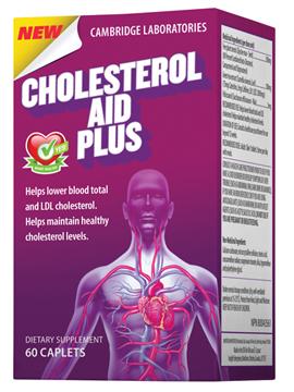 (on Cholesterol Aid Plus)